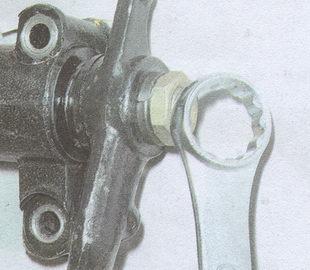 крепления сошки рулевого управления ГАЗ 31105