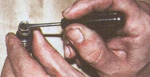 резиновая манжета насоса гидроусилителя ГАЗ 31105