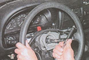 рулевого колеса ГАЗ 31105