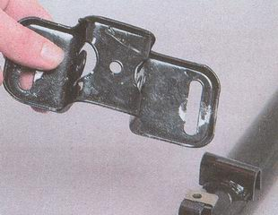 хомут рулевой колонки ГАЗ 31105