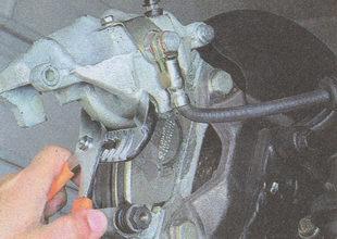 поршень тормозного цилиндра