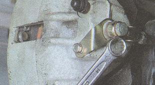 болт-штуцер крепления наконечника тормозного шланга