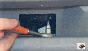замена дополнительного резистора отопителя салона Лада Калина ВАЗ 1118