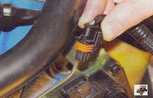 разъем жгута низковольтных проводов катушки зажигания Лада Калина ВАЗ 1118