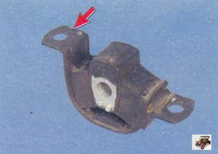 подушка задней опоры двигателя Лада Калина ВАЗ 1118