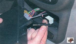 разъем антенны магнитолы