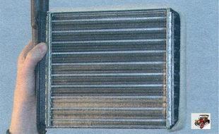 радиатор отопителя Лада Калина ВАЗ 1118