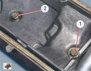 болты крепления маслоотделителя Лада Калина ВАЗ 1118