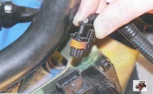 разъем жгута проводов катушки зажигания Лада Калина ВАЗ 1118