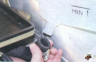 шланг расширительного бачка Лада Калина ВАЗ 1118