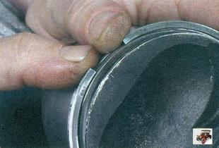 поршневое кольцо Лада Калина ВАЗ 1118