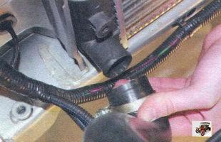 нижний патрубок радиатора Лада Калина ВАЗ 1118