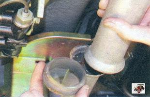 уплотнительное металлографитное кольцо труб глушителей Лада Калина ВАЗ 1118