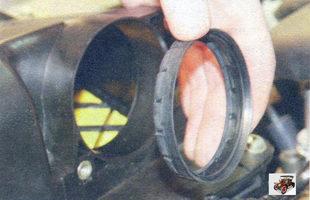 уплотнительное кольцо датчика ДМРВ Лада Калина ВАЗ 1118