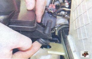 головка резиновой опоры воздушного фильтра