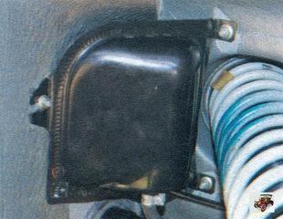 сепаратор паров бензина Лада Калина ВАЗ 1118