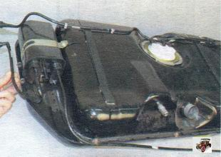 шланг продувки адсорбера Лада Калина ВАЗ 1118