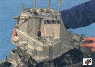 картер коробки передач Лада Калина ВАЗ 1118