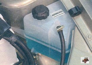 расширительный бачок системы охлаждения двигателя Лада Калина ВАЗ 1118