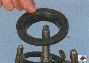 верхняя изоляционная прокладка пружины