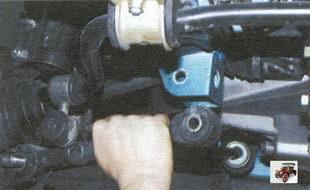 замена рычага передней подвески Лада Калина ВАЗ 1118