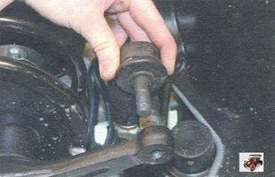 шаровой пальц; рулевая тяга Лада Калина ВАЗ 1118