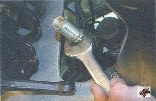тяга рулевой трапеции Лада Калина ВАЗ 1118