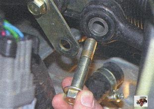 хомуты крепления рулевого механизма