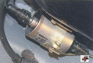 топливный фильтр Лада Калина ВАЗ 1118