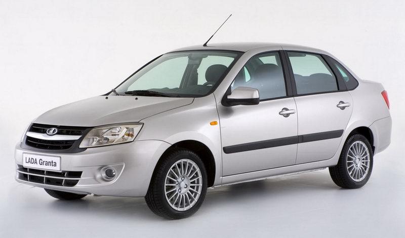 Лада Гранта / Lada Granta ВАЗ 2190