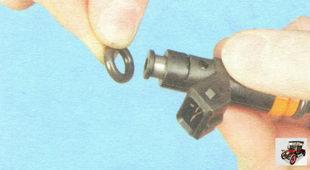 уплотнительное кольцо форсунки