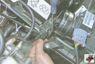 держатель клапана продувки адсорбера