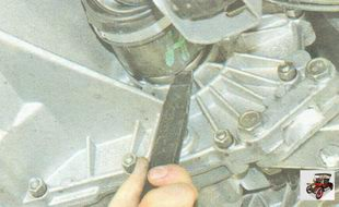 замена приводов передних колес