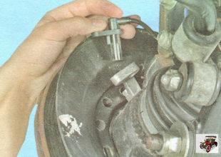 датчик частоты вращения колеса Лада Гранта ВАЗ 2190