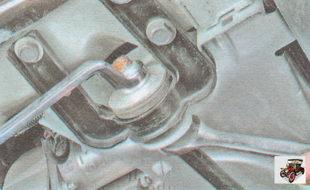 гайка крепления растяжки рычага передней подвески к кронштейну