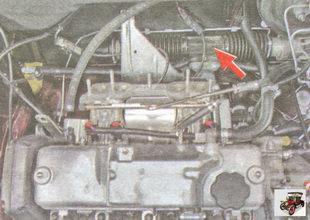 рулевой механизм Лада Гранта ВАЗ 2190