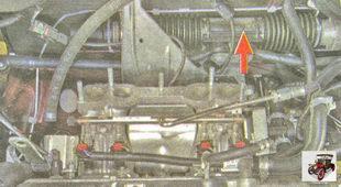 пыльника рулевого механизм Лада Гранта ВАЗ 2190