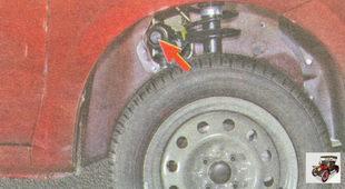 осмотр, проверка и ремонт рулевого управления Лада Гранта ВАЗ 2190