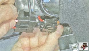 разъем замка зажигания Лада Гранта ВАЗ 2190
