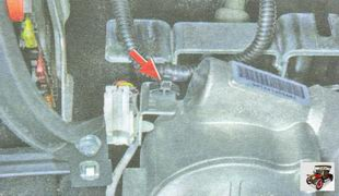 держатель жгута проводов кронштейна рулевой колонки