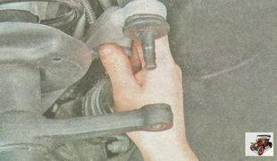 замена рулевой тяги Лада Гранта ВАЗ 2190