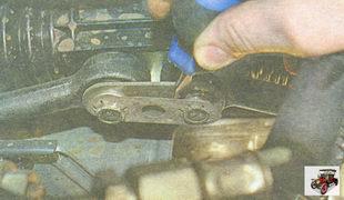 стопорная пластина головок болтов рулевой тяги Лада Гранта ВАЗ 2190