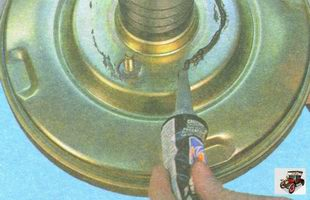 проверка, замена вакуумного усилителя тормозов