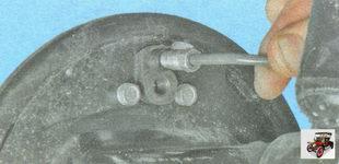 тормозная трубка колесного тормозного цилиндра