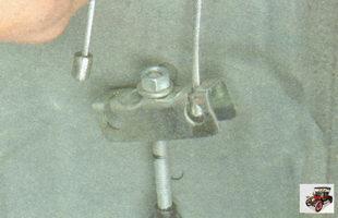 уравнитель тросов ручного тормоза
