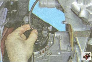 разъем проводов генератора