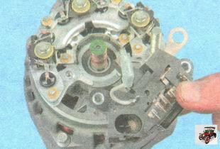 реле регулятора напряжения генератора