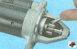 шестерня привода стартера