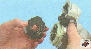 крышка планетарного редуктора
