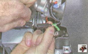 разъем антенного блока иммобилайзера